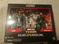 Marvel Legends Hela Skurge Thor Ragnarok 2 Pack