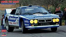 Hasegawa 20264 1/24 Model Car Kit Chardonnet Lancia 037 Rally WRC J.C.Andruet
