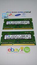 8GB KIT RAM for Apple Mac mini Core i5/i7 (Late 2012) (2x4GB memory)(B14)