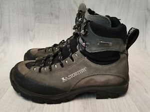 MENS GENTS VINTAGE LA SPORTIVA  MOUNTAIN HIKING WALKING GORE-TEX TREK BOOTS UK 9