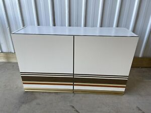 VINTAGE RETRO 1970'S KITCHEN LARDER WALL CUPBOARD UK DELIVERY AVAILABLE