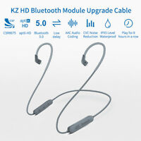 KZ 0.75mm B/C Pin Bluetooth 5.0 Earphones Cable for ZST/ZS10 ZSNpro/ZS10pro Well