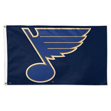 St. Louis Blues Navy Blue Large Flag