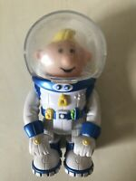 Jim From Luna Jim Mattel Toy Figure Robot Atlantis