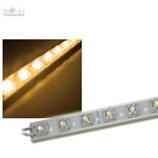 SuperFlux LED Lichtleiste 50cm WARM-WEISS 12V IP65, Leiste warmweiß, Leuchte