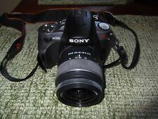 Sony a330 Camera w/ lense and camera case