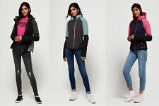 Superdry Womens Arctic Impact Sd-Windcheater Jacket