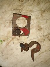 Massey Harris 44 Tractor Hand Crank Mounting Bracket Holders Hard To Find Rare