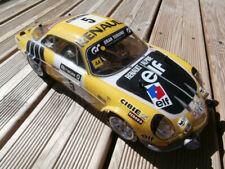 Vintage rc 1/12 Tamiya M02 Alpine A110 (kyosho rally hpi M01 mini 1/10)