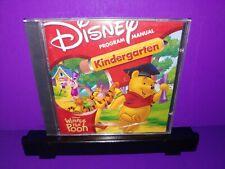 Disney Kindergarten Winnie The Pooh CD ROM B439/B458
