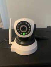WiFi Security Camera/Pet Camera - 2 Way Audio/Night Vision/720Hd/Pan/Tilt