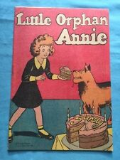 LITTLE ORPHAN ANNIE - BY HAROLD GRAY