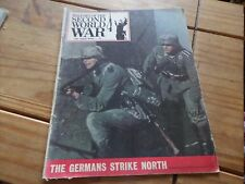 PURNELL'S HISTORY OF THE SECOND WORLD WAR, no 3  Collectors item