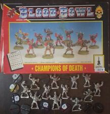Champions of Death Undead Team - Blood Bowl - Citadel - Boxed - 3rd Edition