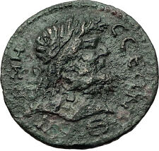 TERMESSOS MAJOR in PISIDIA 2-3CenAD Zeus Tyche Genuine Ancient Greek Coin i59228