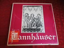 4lp box WAGNER tannhäusser Frank Konwitschny ETERNA