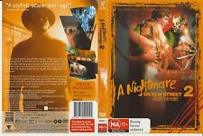 Dvd * A Nightmare on Elm Street 2:Freddy's Revenge * 1985 Wes Craven Cult Horror