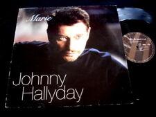 JOHNNY HALLYDAY/MARIE/MAXI 45T/MERCURY/FRENCH/EU PRESS