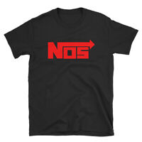 New NOS Race Car T-Shirt  F1 Nascar Race Car T-Shirt