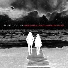 WHITE STRIPES Under Great White Northern lights UK 2 LP