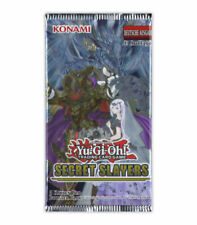 Yu-Gi-Oh! - Secret Slayers Booster Packungen 1. Auflage TCG deutsch Neu