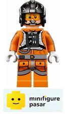 sw826 Lego Star Wars 75144: Snowspeeder UCS - Pilot Zev Senesca Minifigure - New