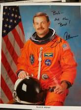 SEVEN (7) AUTHENTIC Space Shuttle astronaut signed 8 x 10  Lithos!