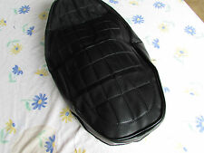 HONDA CB100  REPLACEMENT SEAT COVER plain no logo on back (#102)