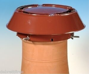 Colt All Purpose Cowl Chimney Pot Anti Down Draft, Rain, Smoke, Bird Guard, CT89