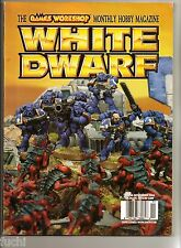 White Dwarf #298 Fantasy Dwarf Bazrak Bolgan Army Rules, Space Marine Review