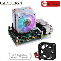 In Stock! 52Pi original ICE Tower CPU Cooling Fan V2.0 for Raspberry Pi 4/3B+/3B