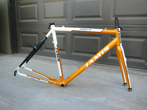 2008 JAMIS NOVA PRO Frameset Cyclocross Gravel Bike 56CM