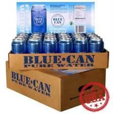 Blue Can Premium Emergency Drinking Water 50 Year Shelf Life