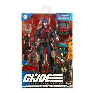G.I. Joe Classified Series Special Missions: Cobra Island Cobra Viper PRE ORDER