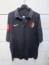 Polo style maillot rugby STADE TOULOUSAIN Toulouse NIKE shirt 2XL XXL