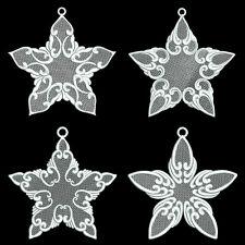 Fsl Stars Of Light - 12 Machine Embroidery Designs 4 X 4 Hoop (Azeb)