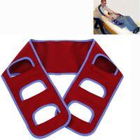 Transfer Belt Medical Lift Sling Patient Care Transport Safety Mobility Aids