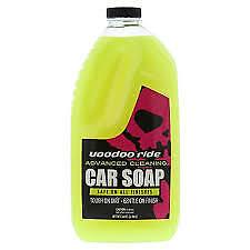 VOODOO RIDE CAR SOAP