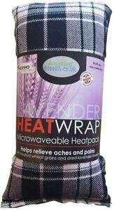 Amazing Health Wheat Heat Pack UNSCENTED Micro-Hotties UK Made (Tartan)