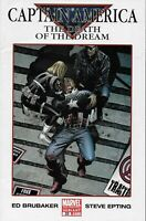 Captain America #25  Death of The Dream Marvel Comics 2007 Brubaker Epting