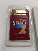 Winston Select Super Thin Vintage Lighter