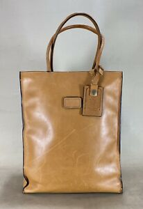 Preowned Tumi 40th 1975 Anniversary Leather Day Tote Travel Luggage Bag #55061TN