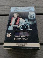 * The Adventures Of Sherlock Holmes' Smarter Brother Betamax NOT VHS 1975 Beta