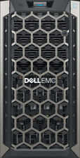 Dell PowerEdge T340 Server 16GB RAM RAID 3.3GHz Xeon QC E-2224 NEW 3 Yr Warranty