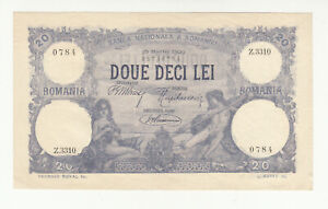 Romania 20 lei 1920 circ. p20 @low start