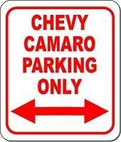 Chevy Logo Sign Chevy Camaro Sign Camaro Metal Wall Decor Fast Car Sign