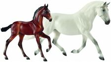 Breyer Traditional Fantasia Del C and Gozosa (scale 1:9)