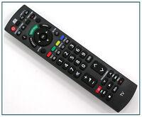 Ersatz Fernbedienung für Panasonic N2QAYB000350 Fernseher  TV Remote Control