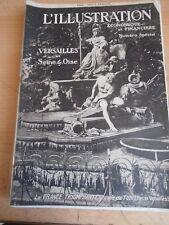 L'ILLUSTRATION ÉCONOMIQUE - VERSAILLES ET SEINE ET OISE 1922 ( 55 )