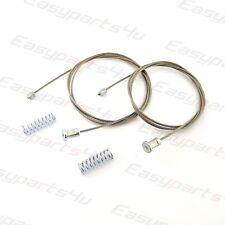 Opel Astra G Fensterheber Reparatur Kabel SATZ für Hinten Links / Rechts tür